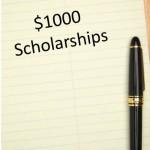 1k scholarships